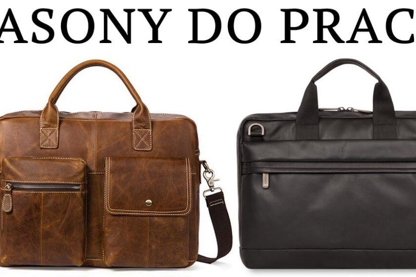 Męskie torby na ramię idealne do pracy i na co dzień